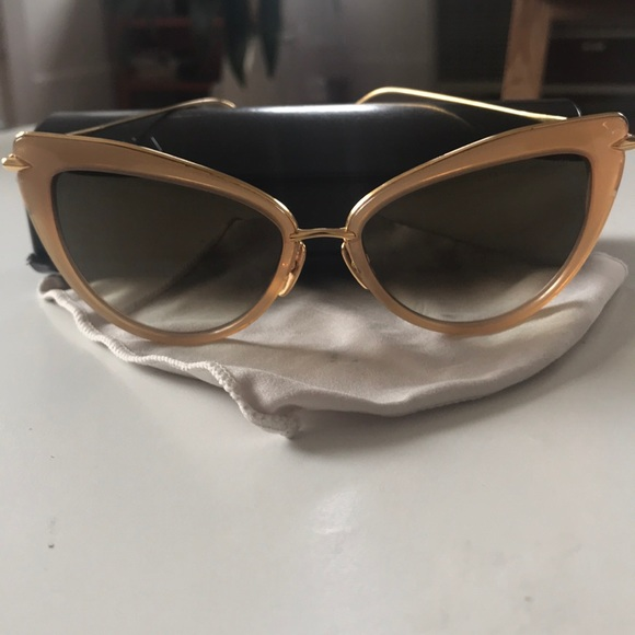 8369780e432 DITA Accessories - Dita Eyewear Heartbreaker sunglasses